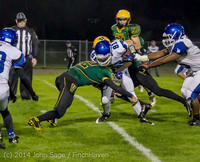 4996 Football v Chimacum 103114