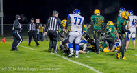 5050 Football v Chimacum 103114