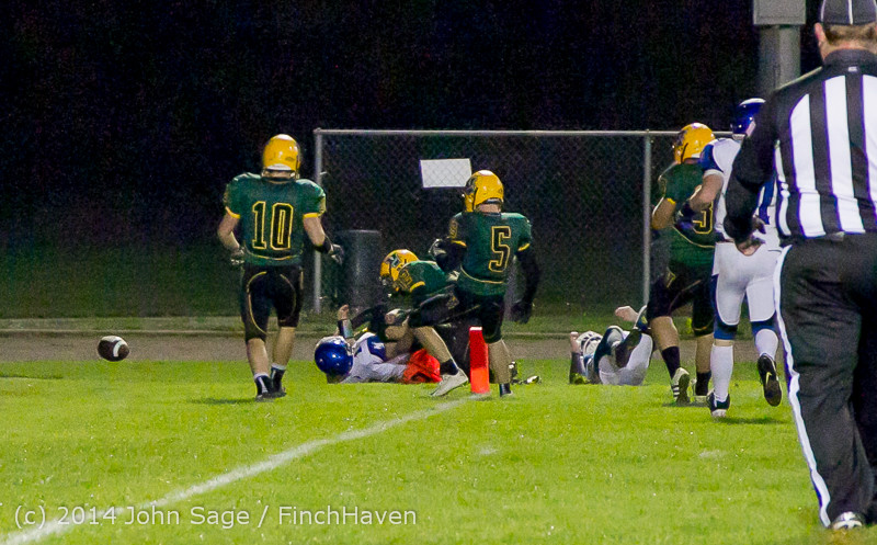 5068 Football v Chimacum 103114