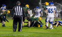 5101 Football v Chimacum 103114