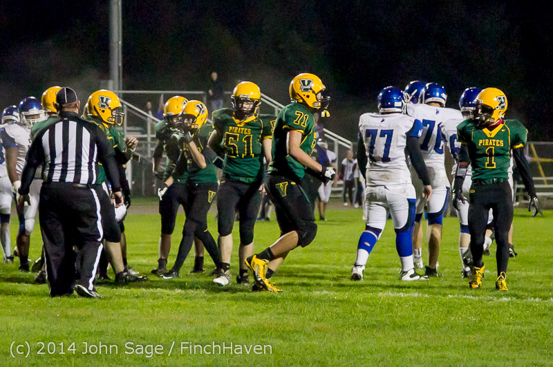 5121 Football v Chimacum 103114