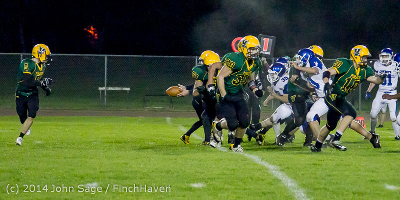 5170 Football v Chimacum 103114