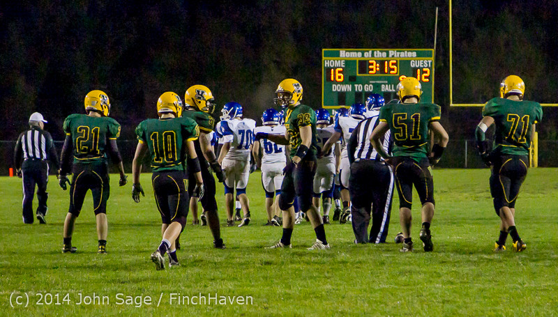 5625 Football v Chimacum 103114