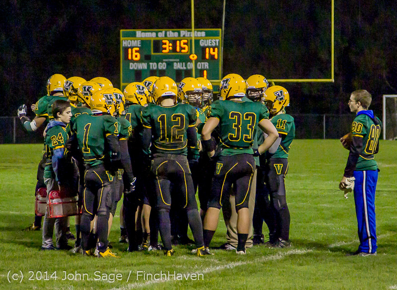 5644 Football v Chimacum 103114