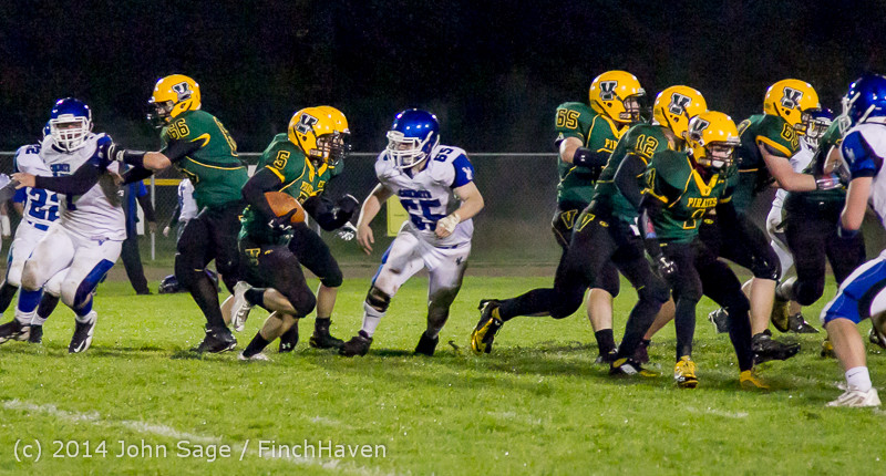 5705 Football v Chimacum 103114