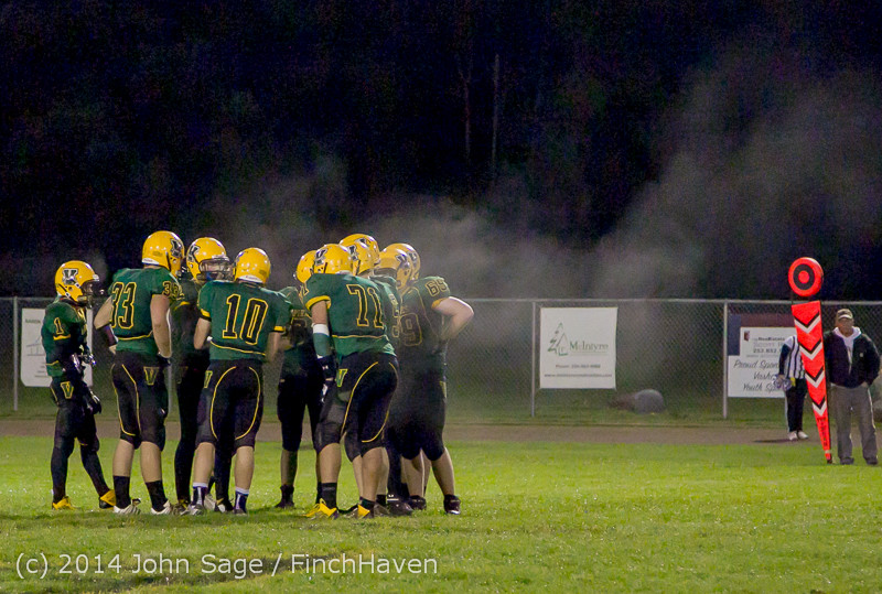 5721 Football v Chimacum 103114