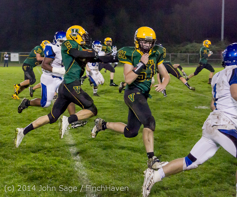 5744 Football v Chimacum 103114