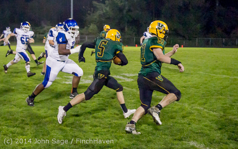 5747 Football v Chimacum 103114