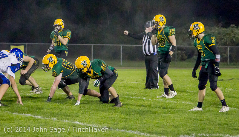 5947 Football v Chimacum 103114