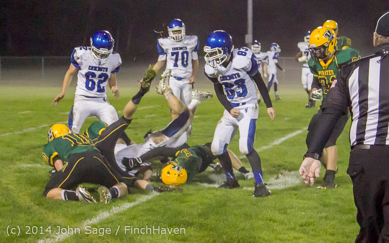 6130 Football v Chimacum 103114