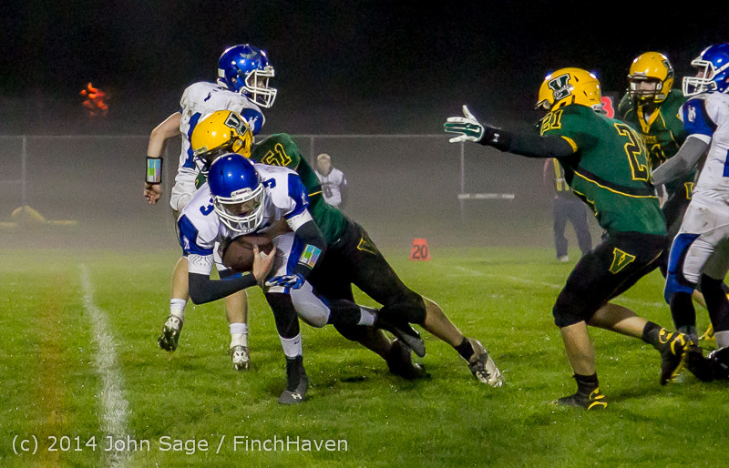 6145 Football v Chimacum 103114