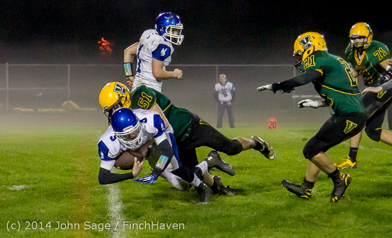 6146 Football v Chimacum 103114