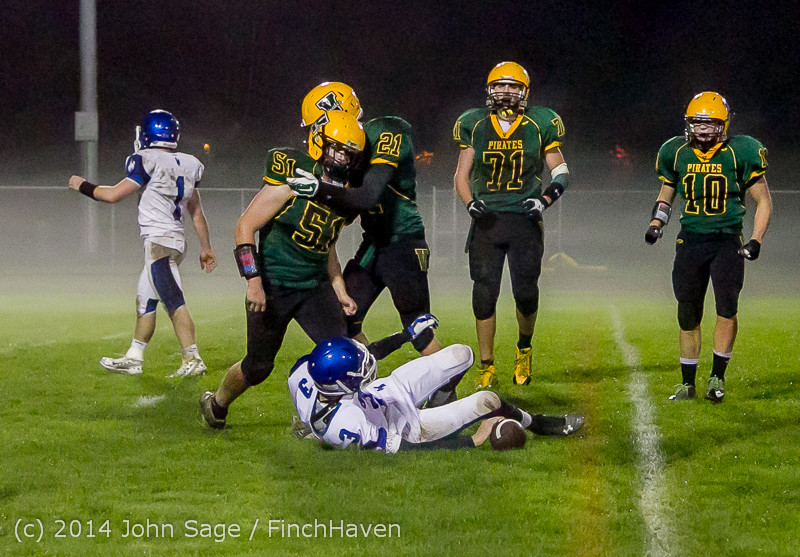 6163 Football v Chimacum 103114