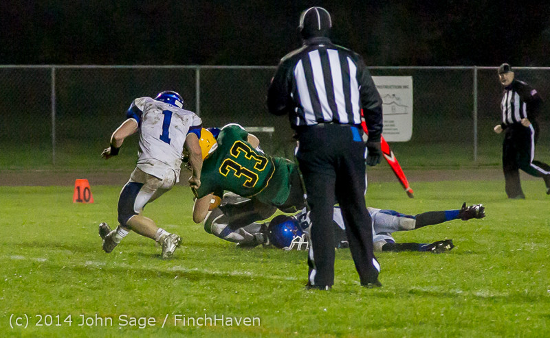 6200 Football v Chimacum 103114