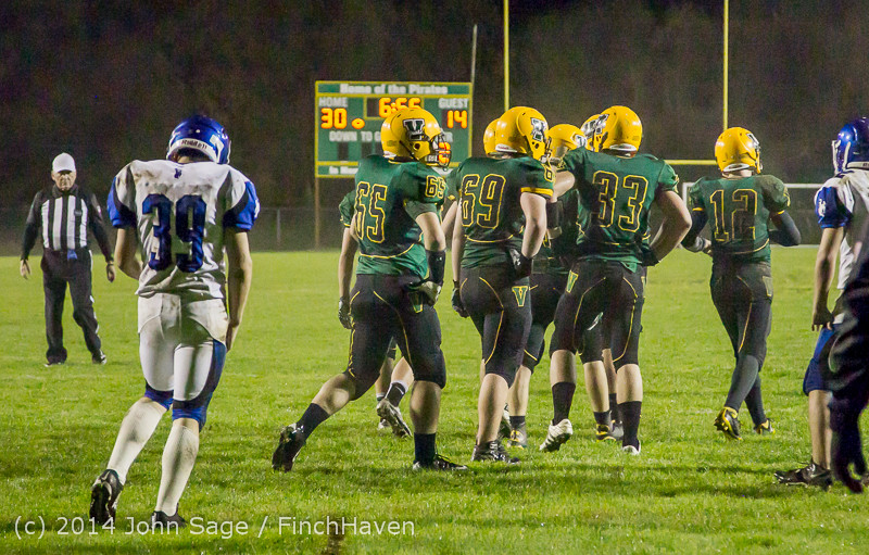 6241 Football v Chimacum 103114