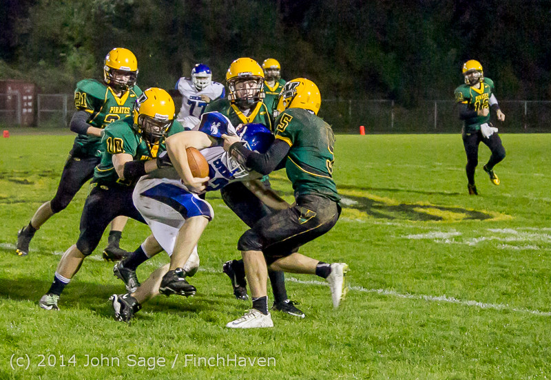 6318 Football v Chimacum 103114