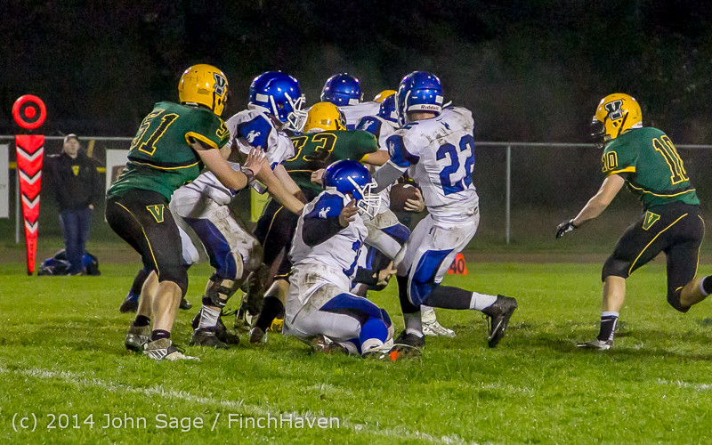 6349 Football v Chimacum 103114