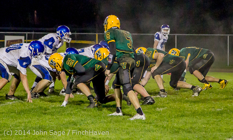 6460 Football v Chimacum 103114