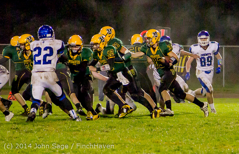 6533 Football v Chimacum 103114