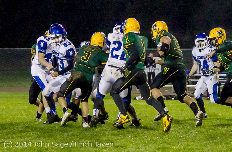 6552 Football v Chimacum 103114