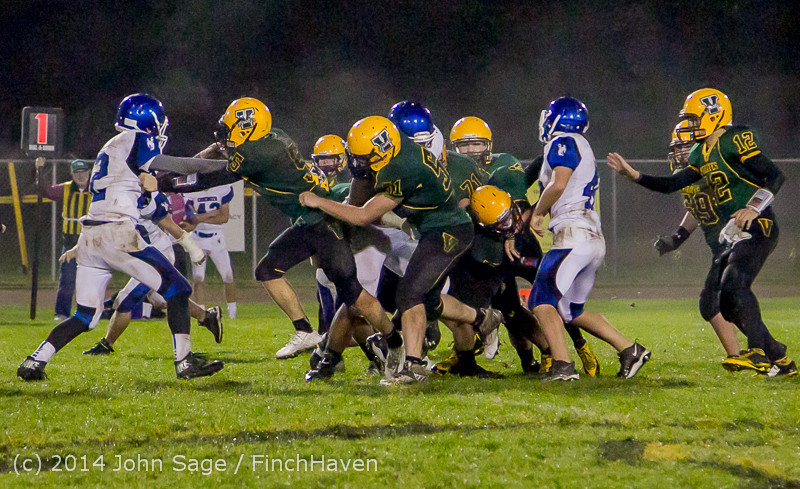 6608 Football v Chimacum 103114