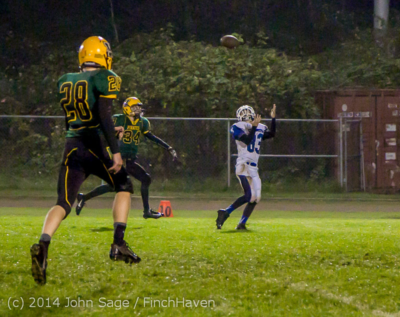 6716 Football v Chimacum 103114