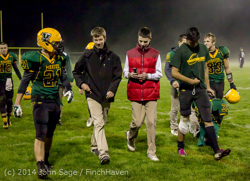 6816 Football v Chimacum 103114