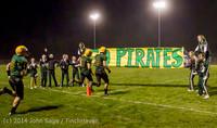 7455 Cheer-Band-Crowd Football v Chimacum 103114