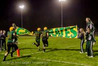 7458 Cheer-Band-Crowd Football v Chimacum 103114