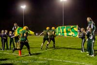 7459 Cheer-Band-Crowd Football v Chimacum 103114