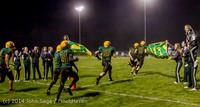 7461 Cheer-Band-Crowd Football v Chimacum 103114