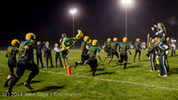 7472 Cheer-Band-Crowd Football v Chimacum 103114