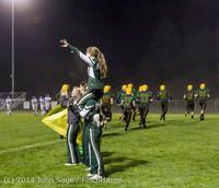7483 Cheer-Band-Crowd Football v Chimacum 103114