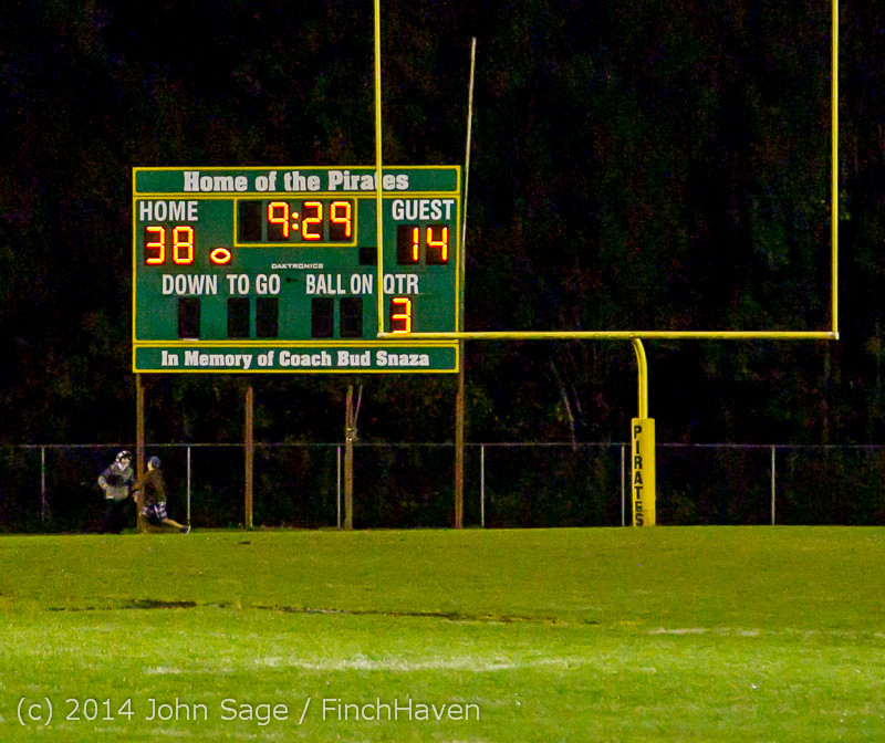 7584 Football v Chimacum 103114