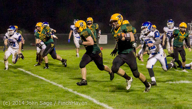 7611 Football v Chimacum 103114
