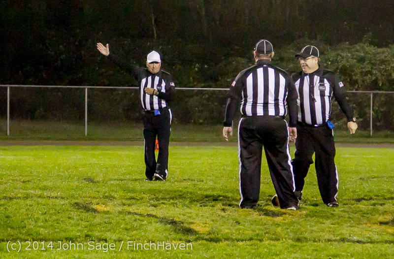 7736 Football v Chimacum 103114