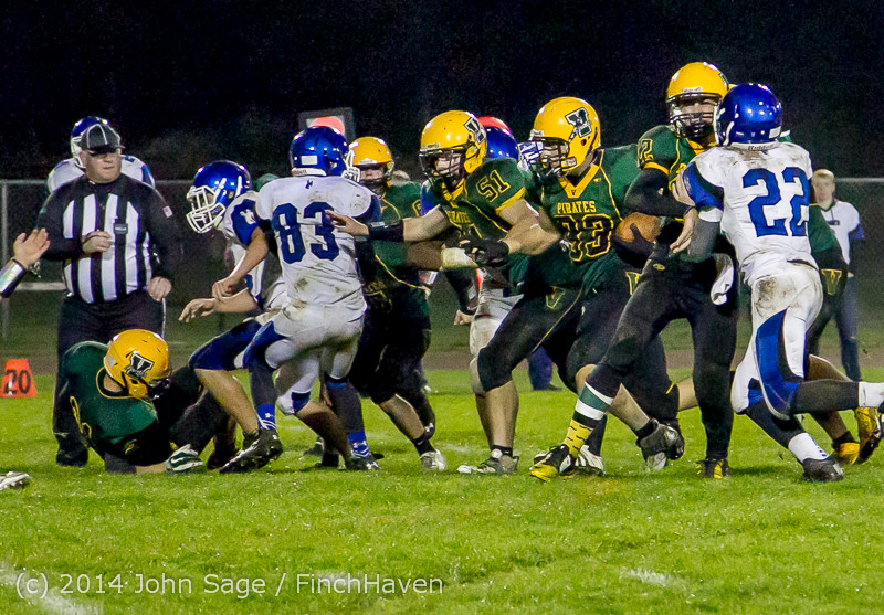 7785 Football v Chimacum 103114