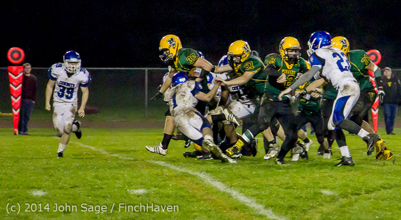 7790 Football v Chimacum 103114