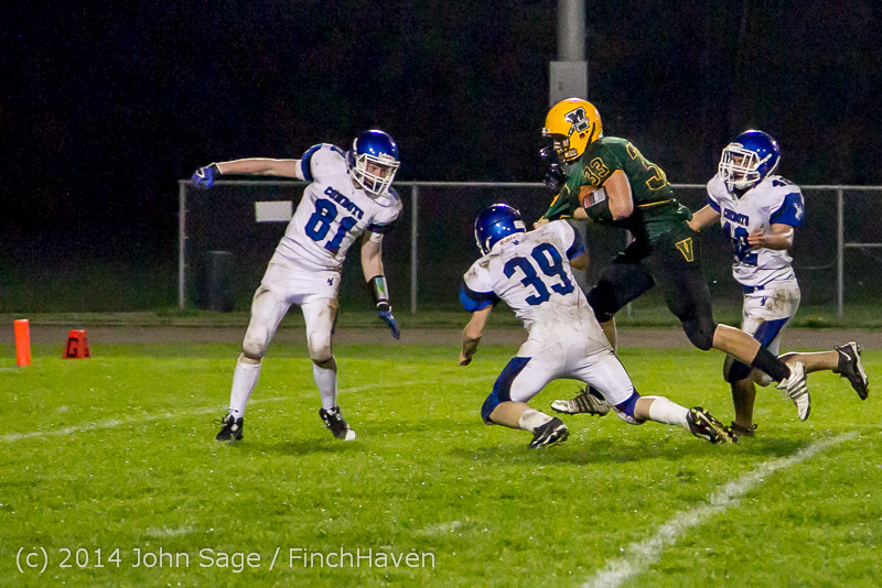 7800 Football v Chimacum 103114