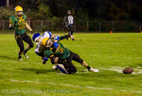 7938 Football v Chimacum 103114