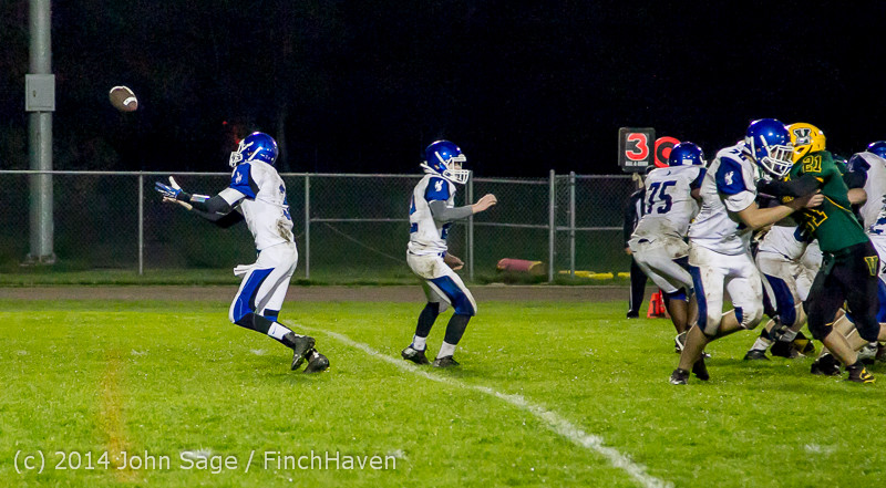 7957 Football v Chimacum 103114