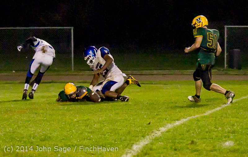 7976 Football v Chimacum 103114