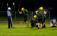 8002 Football v Chimacum 103114