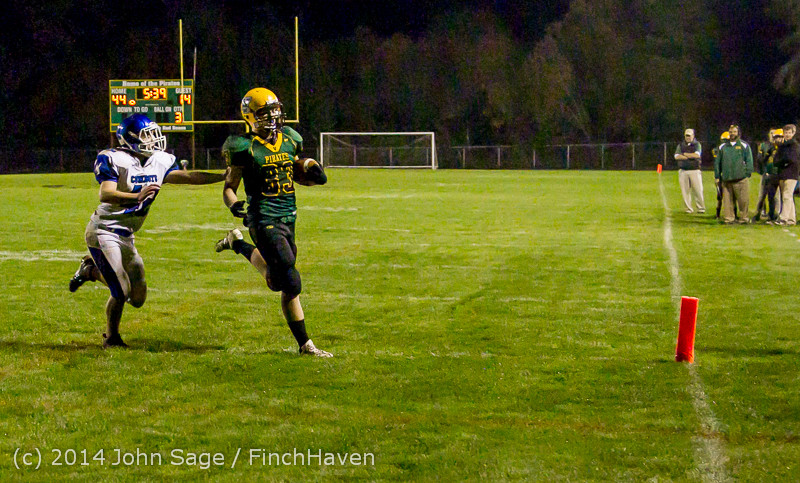 8033 Football v Chimacum 103114