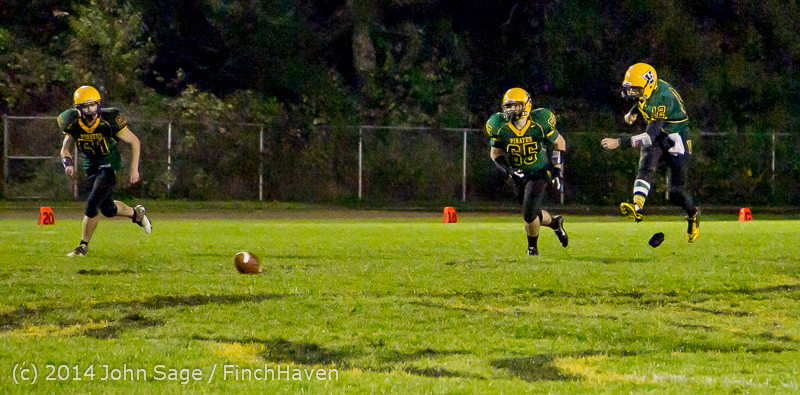 8086 Football v Chimacum 103114