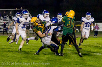 8107 Football v Chimacum 103114