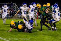 8110 Football v Chimacum 103114