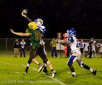 8126 Football v Chimacum 103114