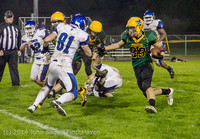 8210 Football v Chimacum 103114