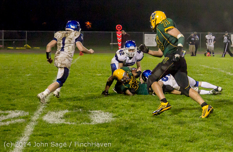 8221 Football v Chimacum 103114